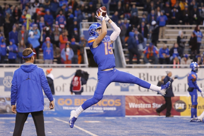 Boise State vs. Boston College - First Responder Bowl 12/26/18 College Football Pick, Odds, and Prediction