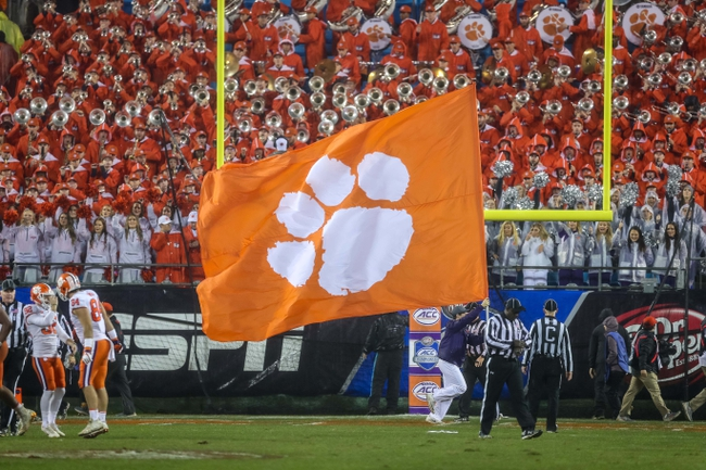 Clemson vs. Wofford - 11/2/19 College Football Pick, Odds, and Prediction