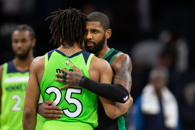 Boston Celtics vs. Minnesota Timberwolves - 1/2/19 NBA Pick, Odds, and Prediction