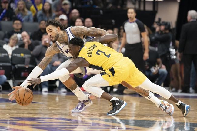 Indiana Pacers vs. Sacramento Kings - 12/8/18 NBA Pick, Odds, and Prediction
