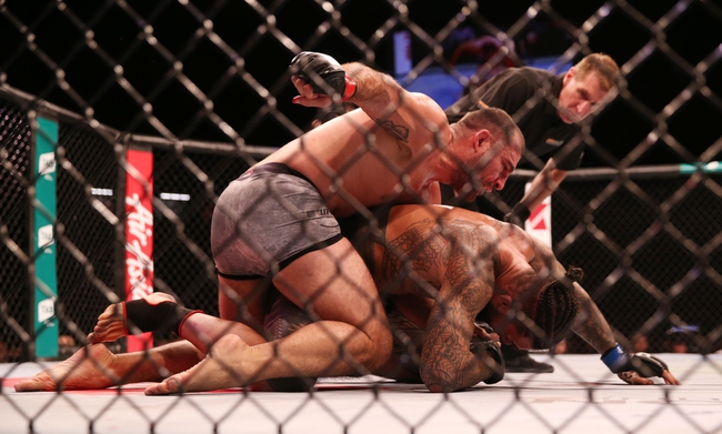 Rogerio Nogueira vs. Mauricio Rua - 7/25/20 UFC on ESPN 14 Pick, Odds, and Prediction