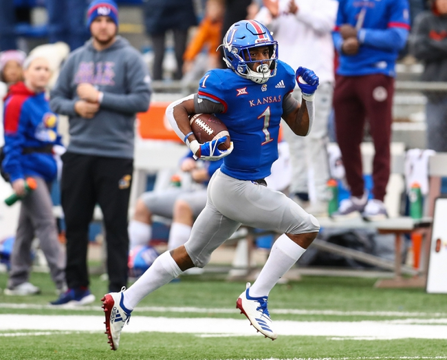 Kansas vs. Indiana State - 8/31/19 College Football Pick, Odds, and Prediction