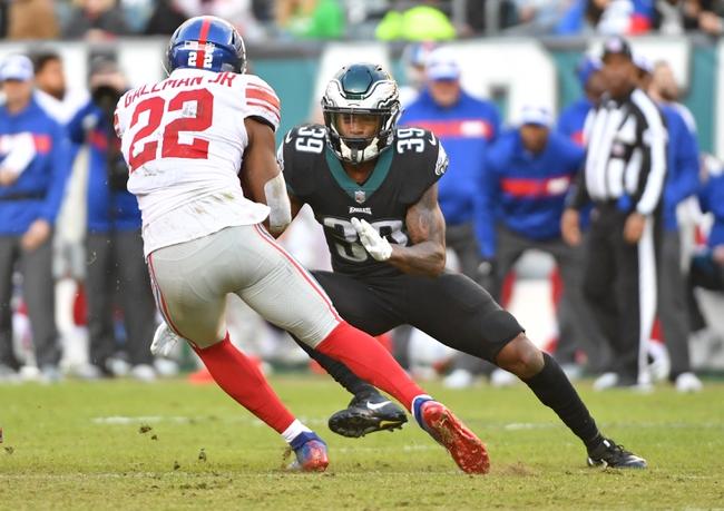New York Giants at Philadelphia Eagles - 12/9/19 NFL Pick, Odds, and Prediction