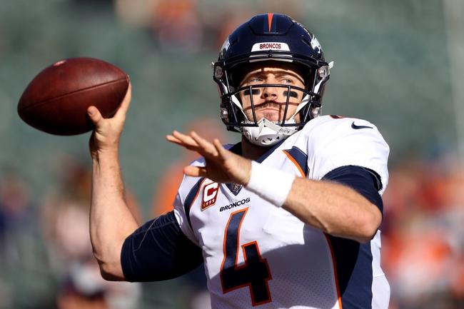 San Francisco 49ers vs. Denver Broncos - 12/9/18 NFL Pick, Odds, and Prediction
