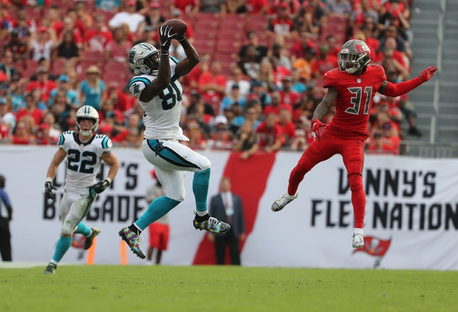 Carolina Panthers vs. Tampa Bay Buccaneers - 9/12/19 NFL Pick, Odds, and Prediction