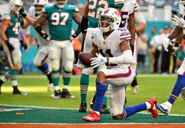 Miami Dolphins at Buffalo Bills - 12/30/18 NFL Pick, Odds, and Prediction