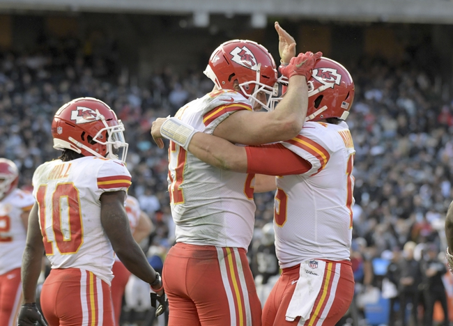 Baltimore Ravens at Kansas City Chiefs - 12/9/18 NFL Pick, Odds, and Prediction