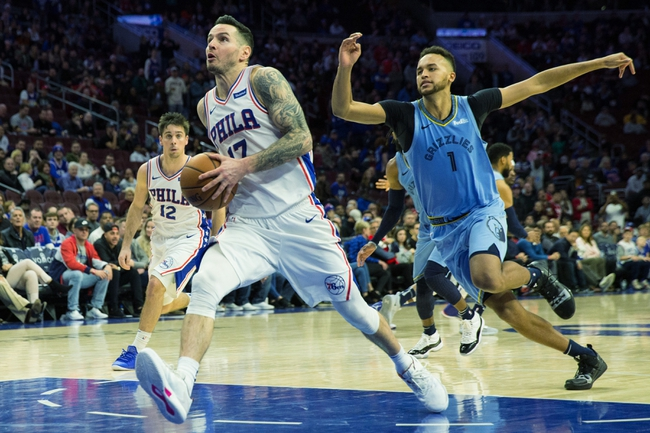 Philadelphia 76ers vs. Memphis Grizzlies - 2/7/20 NBA Pick, Odds & Prediction