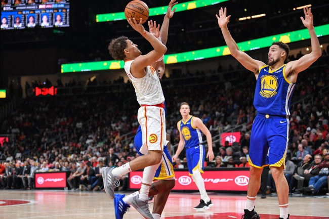 Atlanta Hawks vs. Golden State Warriors - 12/2/19 NBA Pick, Odds, and Prediction