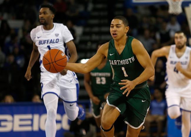 Dartmouth vs. Pennsylvania - 2/21/20 College Basketball Pick, Odds, and Prediction