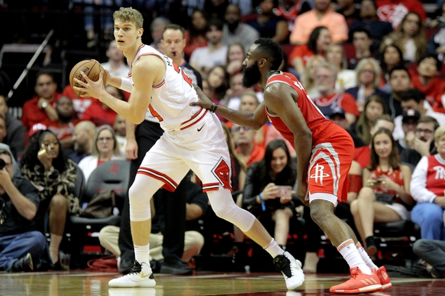 Chicago Bulls vs. Houston Rockets - 11/9/19 NBA Pick, Odds, and Prediction