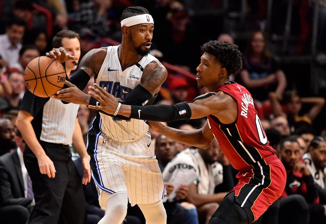 Orlando Magic vs. Miami Heat - 12/23/18 NBA Pick, Odds, and Prediction