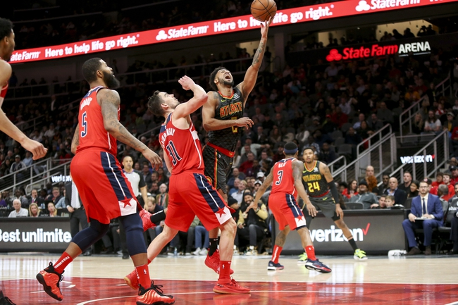 Atlanta Hawks vs. Washington Wizards - 12/18/18 NBA Pick, Odds, and Prediction