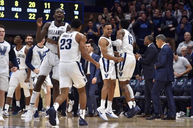 Villanova vs. Connecticut - 12/22/18 College Basketball Pick, Odds, and Prediction