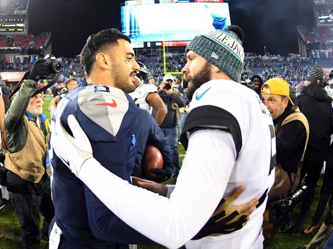 Jacksonville Jaguars vs. Tennessee Titans - 9/19/19 NFL Pick, Odds, and Prediction