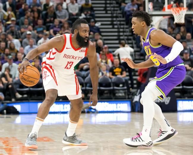 Houston Rockets vs. Utah Jazz - 12/17/18 NBA Pick, Odds, and Prediction