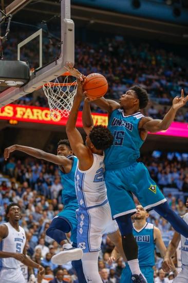 North Carolina-Wilmington vs. North Carolina - 11/8/19 College Basketball Pick, Odds, and Prediction