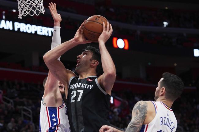 Philadelphia 76ers vs. Detroit Pistons - 12/10/18 NBA Pick, Odds, and Prediction