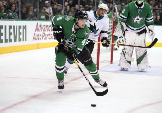 San Jose Sharks vs. Dallas Stars - 1/11/20 NHL Pick, Odds, and Prediction