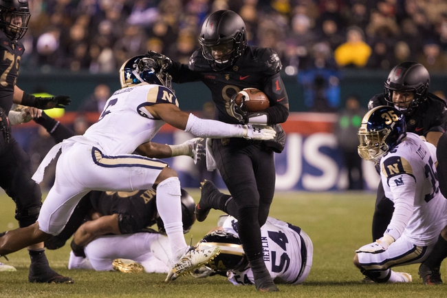 Army at Navy - 12/14/19 College Football Pick, Odds, and Prediction