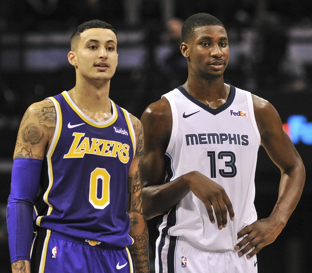 Los Angeles Lakers vs. Memphis Grizzlies - 12/23/18 NBA Pick, Odds, and Prediction