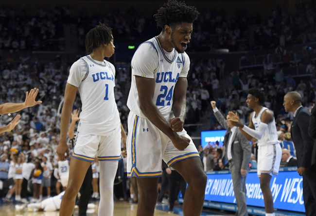 UCLA vs. Belmont - 12/15/18 College Basketball Pick, Odds, and Prediction
