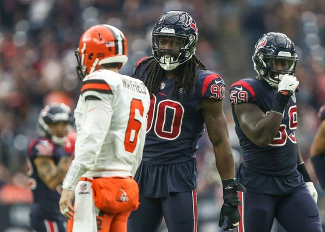NFL Picks: Cleveland Browns vs Houston Texans 11/15/20 Predictions, Odds