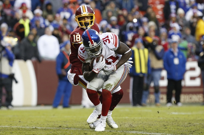 Washington Redskins at New York Giants - 9/29/19 NFL Pick, Odds, and Prediction