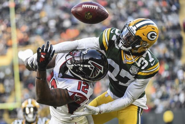 MNF Picks: Green Bay Packers vs. Atlanta Falcons NFL Picks, Predictions 10/5/20