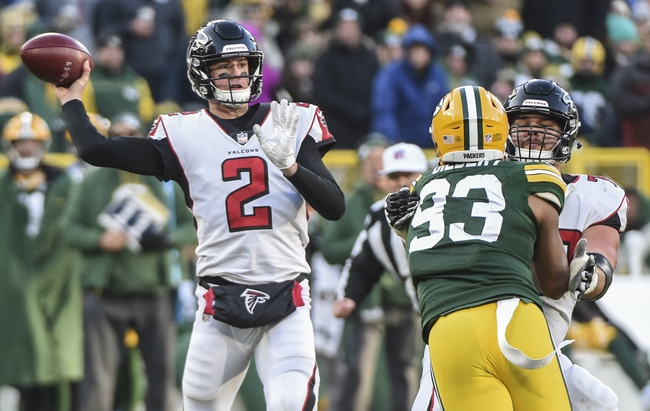 Atlanta Falcons vs. Green Bay Packers - 4/9/20 Madden 20 Sim NFL Pick, Odds, and Prediction