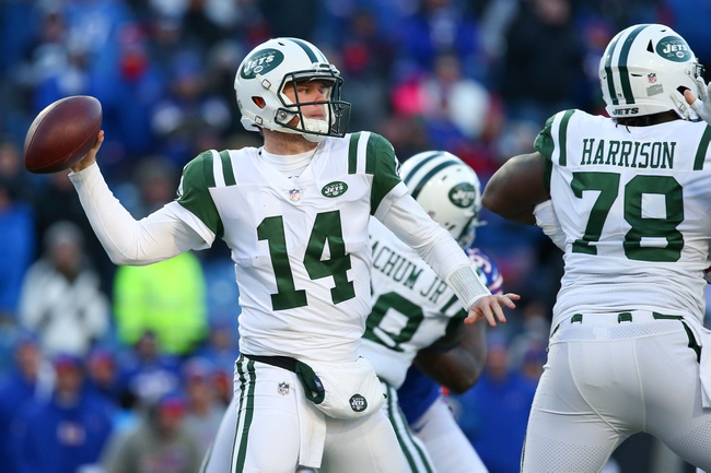 New York Jets vs. Houston Texans - 12/15/18 NFL Pick, Odds, and Prediction