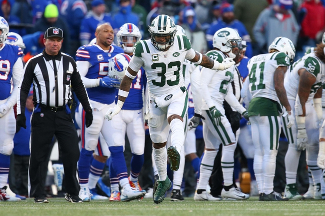 New York Jets vs. Buffalo Bills - 9/8/19 NFL Pick, Odds, and Prediction