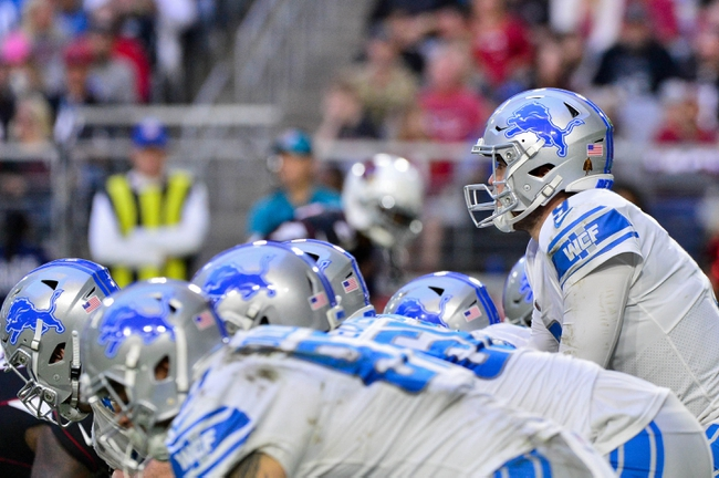 Buffalo Bills vs. Detroit Lions - 12/16/18 NFL Pick, Odds, and Prediction