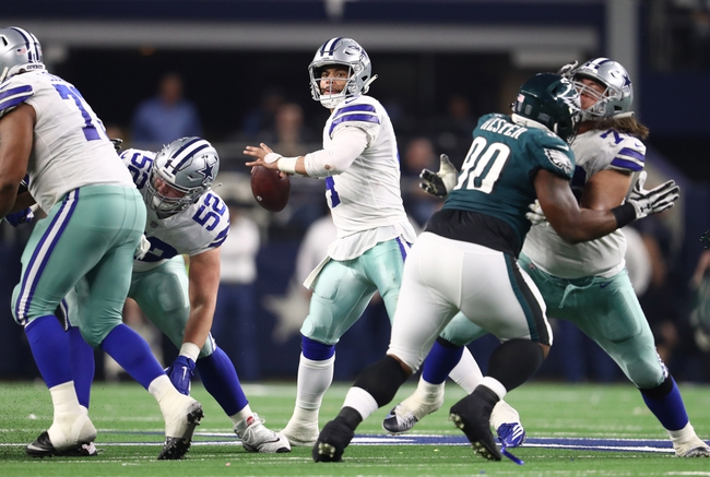 Indianapolis Colts vs. Dallas Cowboys - 12/16/18 NFL Pick, Odds, and Prediction