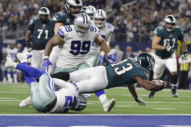 Dallas Cowboys vs. Philadelphia Eagles - 10/20/19 NFL Pick, Odds, and Prediction