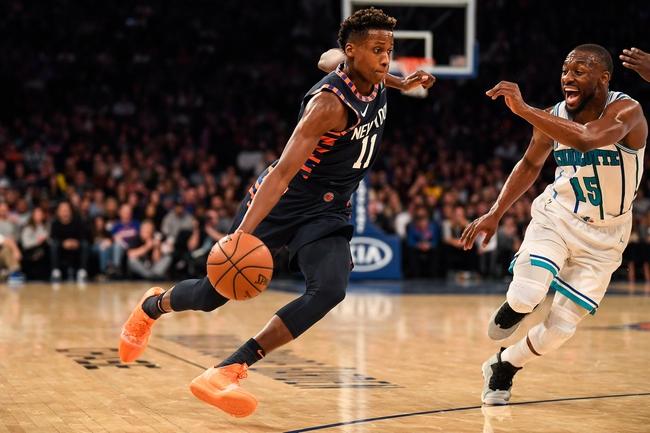 Charlotte Hornets vs. New York Knicks - 12/14/18 NBA Pick, Odds, and Prediction