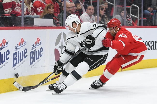 Los Angeles Kings vs. Detroit Red Wings - 11/14/19 NHL Pick, Odds, and Prediction