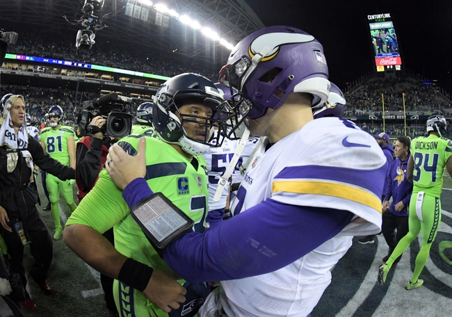 Minnesota Vikings vs. Seattle Seahawks - 8/18/19 NFL Preseason Pick, Odds, and Prediction