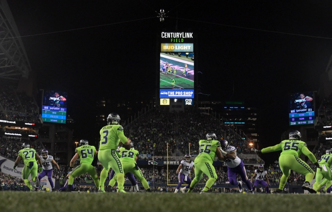 Kansas City Chiefs at Seattle Seahawks - 12/23/18 NFL Pick, Odds, and Prediction