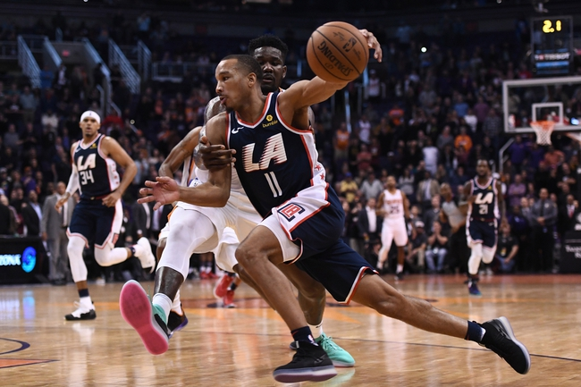 Phoenix Suns vs. Los Angeles Clippers - 1/4/19 NBA Pick, Odds, and Prediction