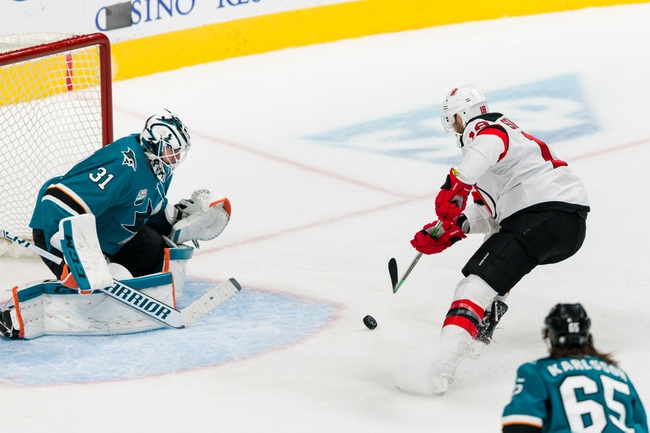 New Jersey Devils vs. San Jose Sharks - 2/20/20 NHL Pick, Odds, and Prediction