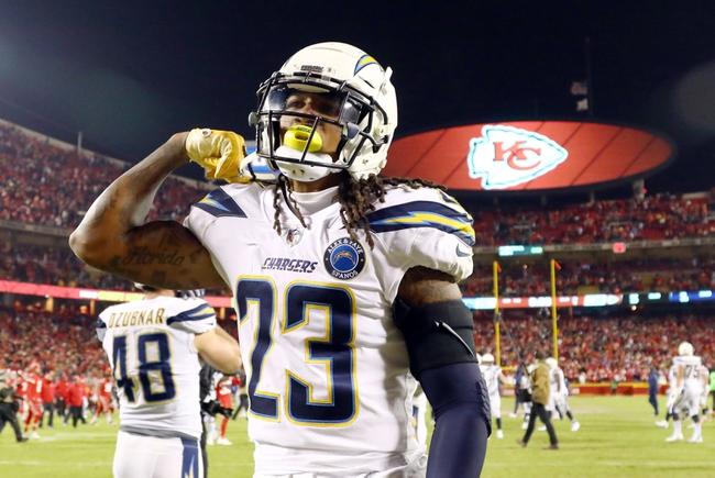 Kansas City Chiefs at Los Angeles Chargers - 11/18/19 NFL Pick, Odds, and Prediction