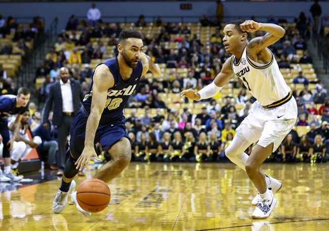 Missouri vs Oral Roberts College Basketball Picks, Odds, Predictions 11/25/20