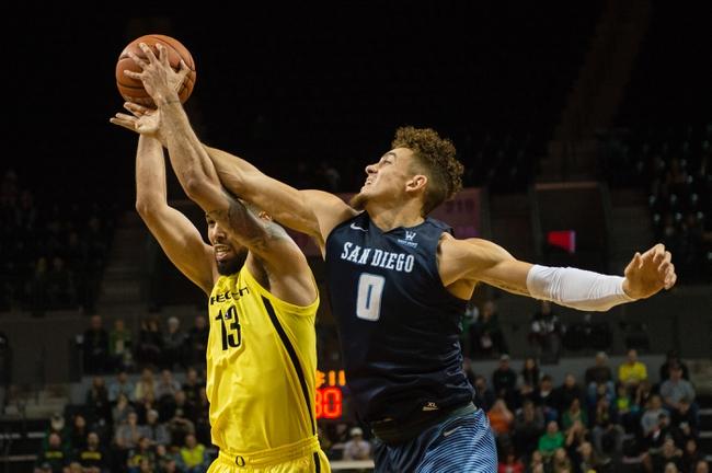 Washington State vs. San Diego - 12/22/18 College Basketball Pick, Odds, and Prediction