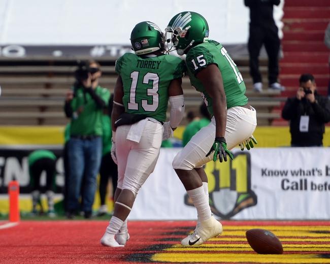 North Texas at UTSA: 11/28/20 College Football Picks and Prediction