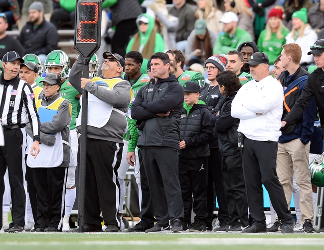 North Texas Mean Green 2020 Win Total - College Football Pick, Odds and Prediction