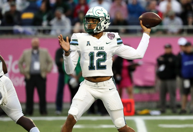 Tulane vs. UCF - 11/23/19 College Football Pick, Odds, and Prediction