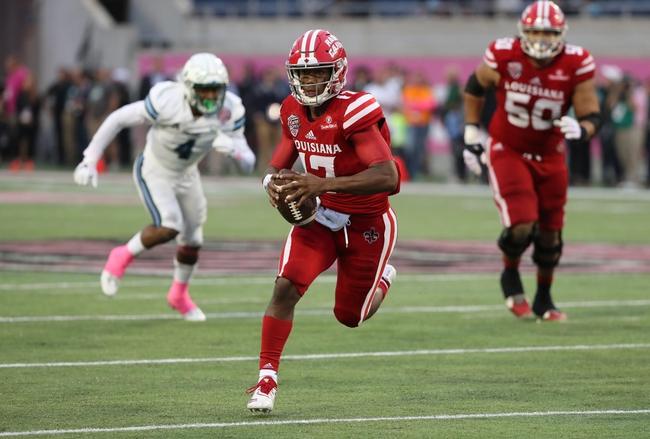 Arkansas State vs. Louisiana - 10/17/19 College Football Pick, Odds, and Prediction