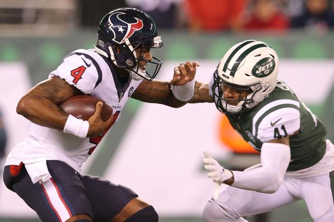Philadelphia Eagles vs. Houston Texans - 12/23/18 NFL Pick, Odds, and Prediction