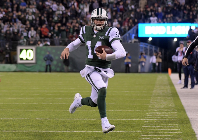 Green Bay Packers at New York Jets - 12/23/18 NFL Pick, Odds, and Prediction